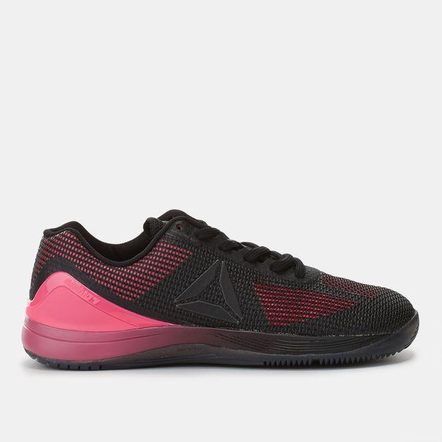 cbd3a1c16939 Shop Pink Reebok CrossFit Nano 7.0 Shoe for Womens by Reebok
