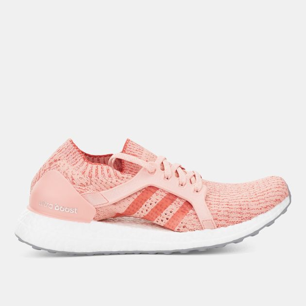 82c564c78311e Shop Pink adidas UltraBOOST X Shoe for Womens by adidas