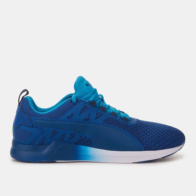 4311db2b57c7 Shop Blue PUMA Pulse XT v2 Mesh Training Shoe for Mens by PUMA