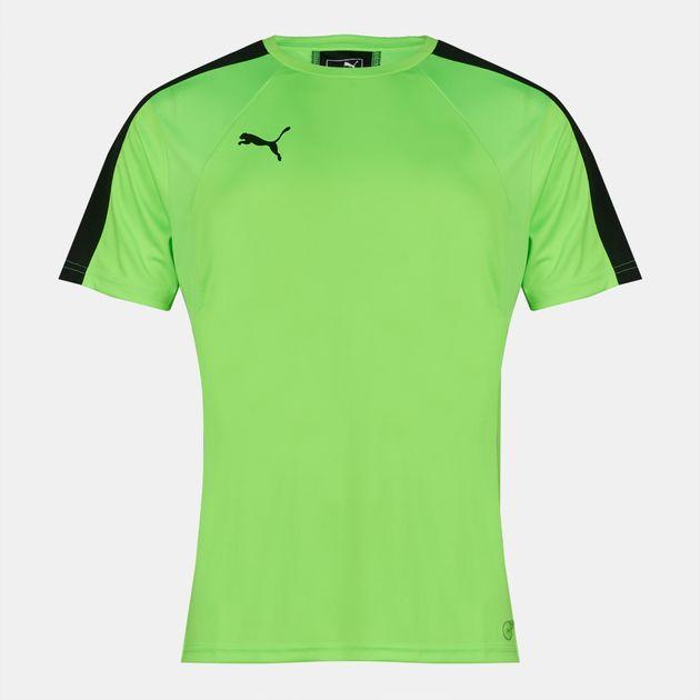 88e7e79a2fe PUMA evoTRG Football Training T-Shirt | T-Shirts | Tops | Clothing ...