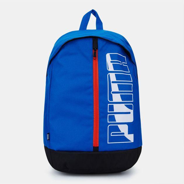 Shop Blue PUMA Pioneer Backpack II for Mens by PUMA  015002ec5a5ba