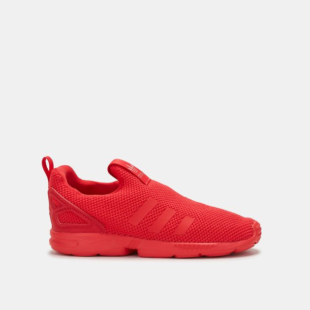 b52e71a0 Shop Red adidas Originals Kids' ZX Flux 360 Supercolour Shoe for ...
