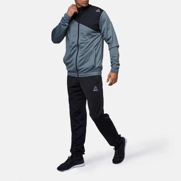 50cd93295f3f Shop 41 Reebok TS Tricot Tracksuit for Mens by Reebok