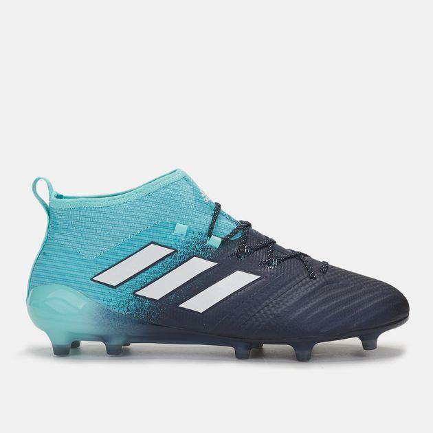 big sale b13b7 c284e Shop Blue adidas Ace 17.1 Firm Ground Football Shoe for Mens ...
