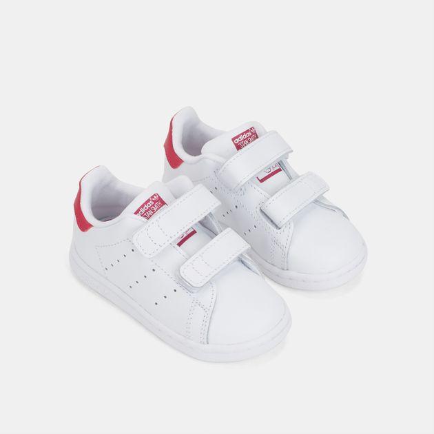 57602f4b8 تسوق حذاء ستان سميث سي اف آي من اديداس اورجينال للاطفال للاطفال ...