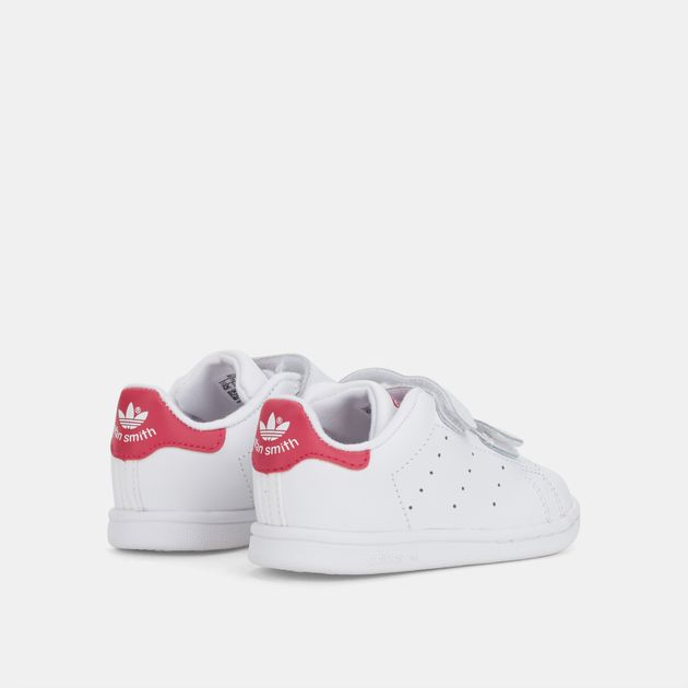 5230f65fb تسوق حذاء ستان سميث سي اف آي من اديداس اورجينال للاطفال للاطفال ...