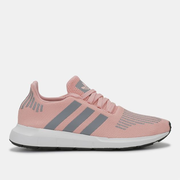 6b0d5c5dc Shop Pink adidas Originals Swift Run Shoe for Womens by adidas ...