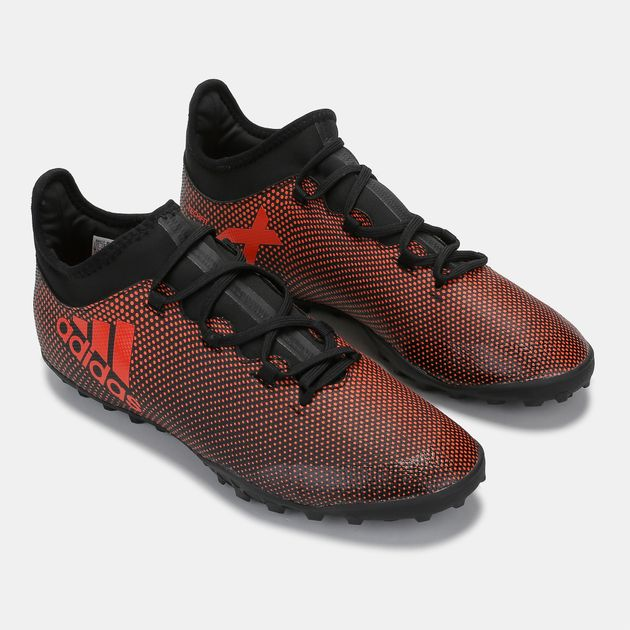cheap for discount 276c9 f76a4 Shop Black adidas X Tango 17.3 Turf Football Shoe for Mens ...