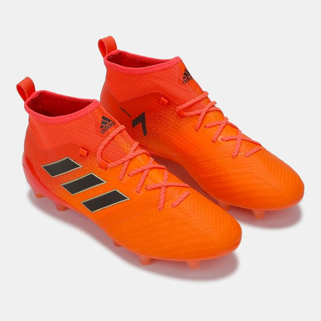 buy online c728c a49c1 Shop Orange adidas Ace 17.1 Firm Ground Football Shoe for ...
