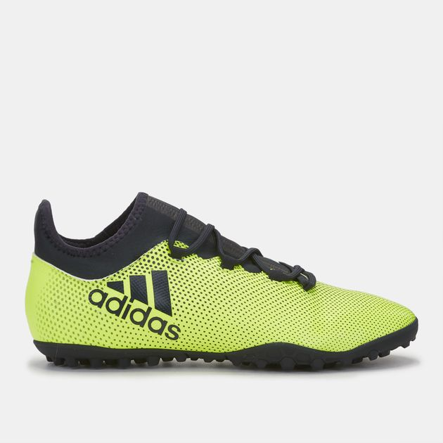 best service 152cd fa224 Shop Yellow adidas X Tango 17.3 Turf Football Shoe for Mens ...