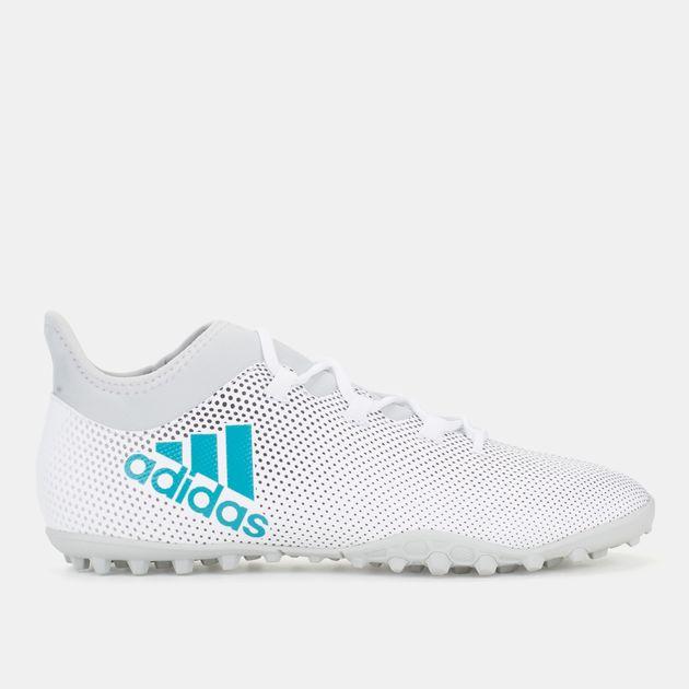 c4335dc3760 Shop White adidas X Tango 17.3 Turf Football Shoe for Mens by adidas ...
