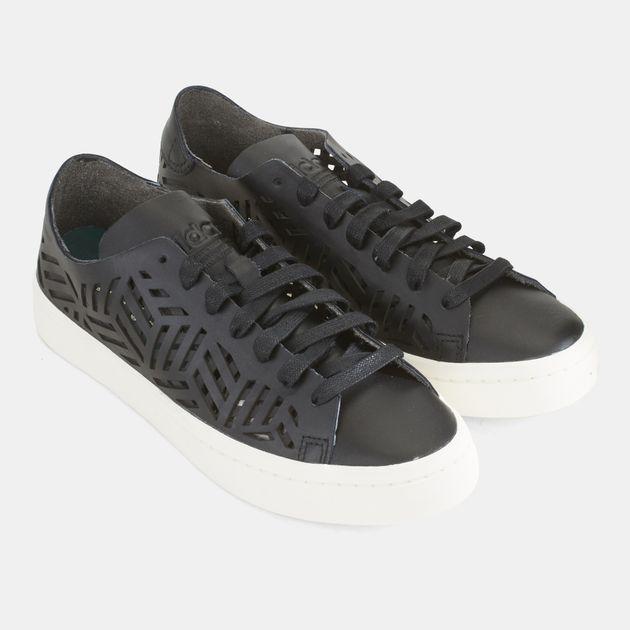 adidas Originals Court Vantage Cutout Shoe | Sneakers