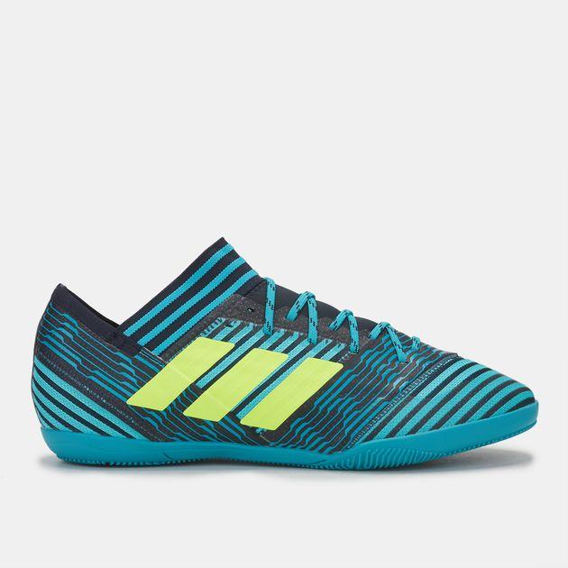 febde3127 Shop Black adidas Nemeziz 17.3 Indoor/Court Football Shoe for Mens ...
