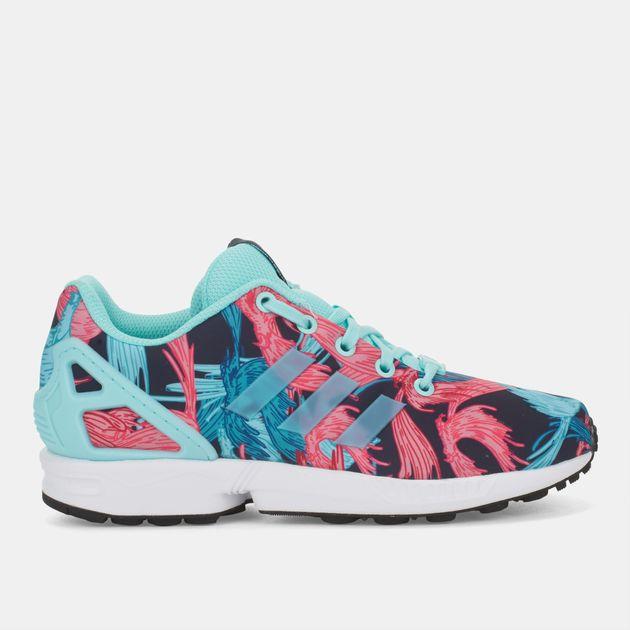 quality design 2b0a5 8de18 adidas Originals Kids' ZX Flux Shoe | Sneakers | Shoes ...