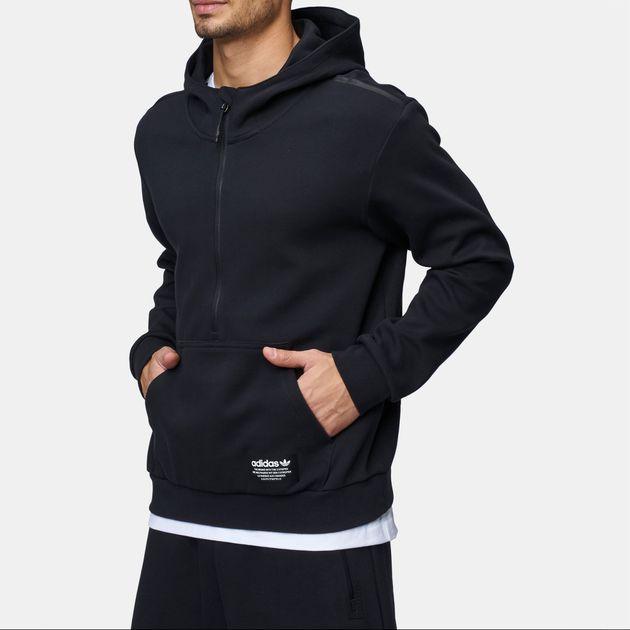 Shop Black adidas Originals Hoodie for Mens by adidas Originals   SSS 981b6d967e