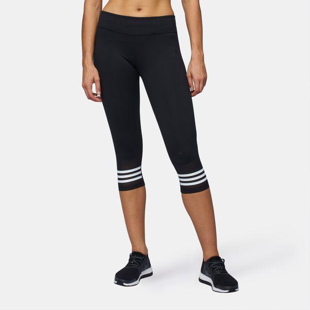 017c078e0b109 Shop Multi adidas Design 2 Move 3/4 Leggings for Womens by adidas | SSS