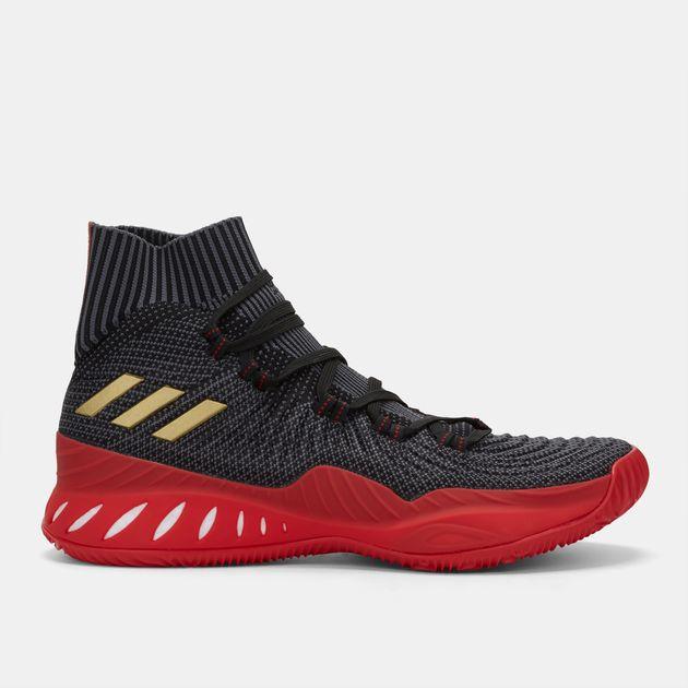 16132d0a69e4 adidas Crazy Explosive 2017 Primeknit Basketball Shoe