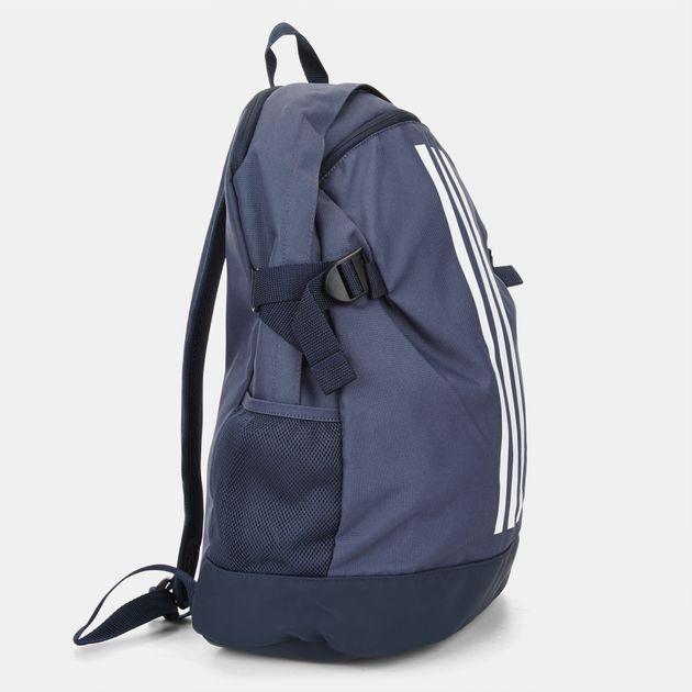 adidas 3-Stripes Power Backpack - Blue 125f130a122f8