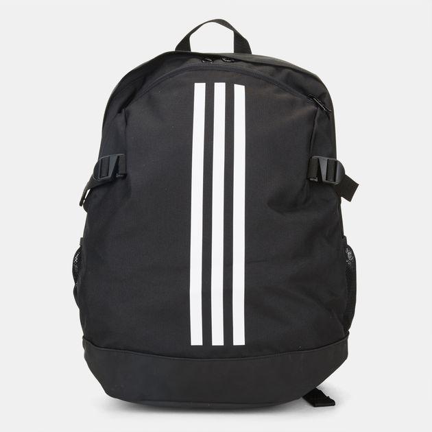 f677122b3af82 adidas 3-Stripes Power Backpack - Black