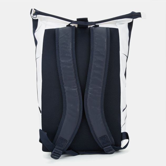 Adidas Originals Marvel Spiderman Backpack Roll Up Top White