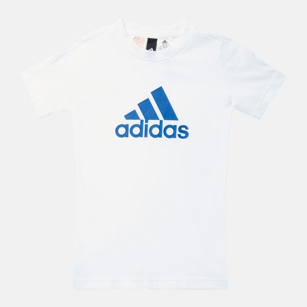 adidas Kids' Essentials Logo T-Shirt