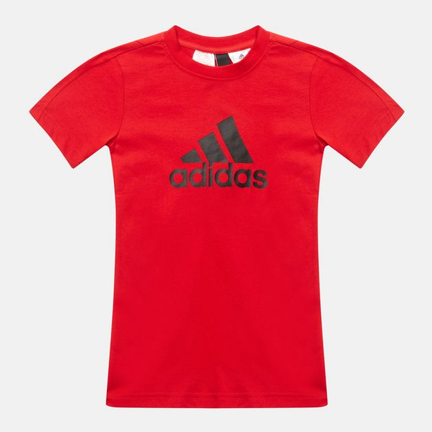adidas Kids' Essentials Logo T-Shirt