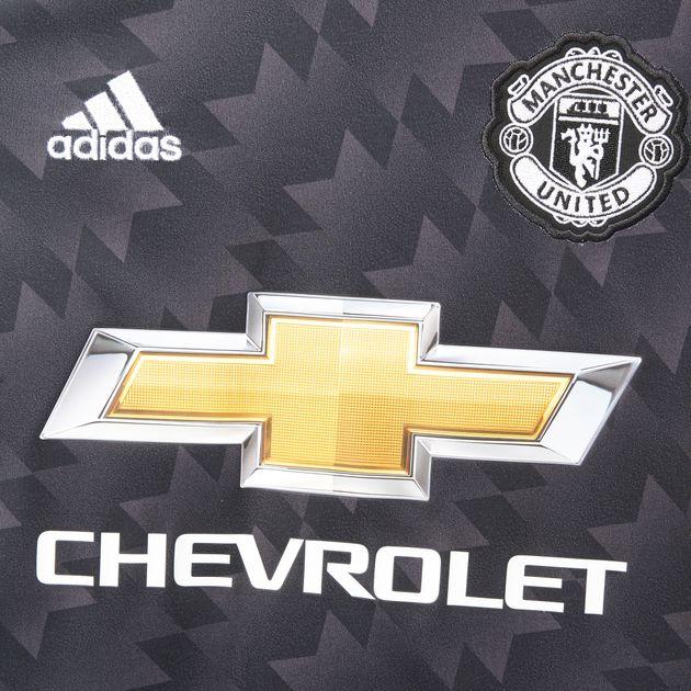 83d02e426ca adidas Kids  Manchester United Away Replica Jersey