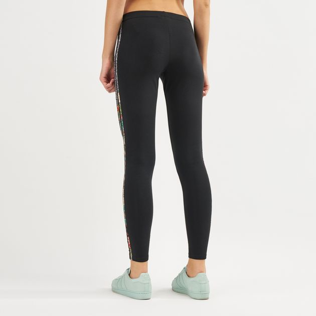 af5bbc2fcc91a9 adidas Originals Jardim Agharta Leggings | Full Length Leggings ...