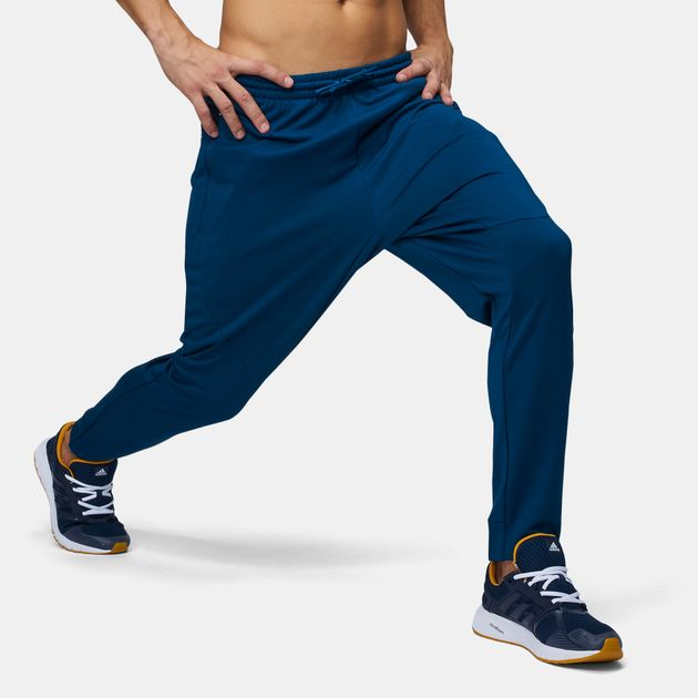 d20a6e85836 Shop Blue adidas ID Guru Sweatpants for Mens by adidas   SSS