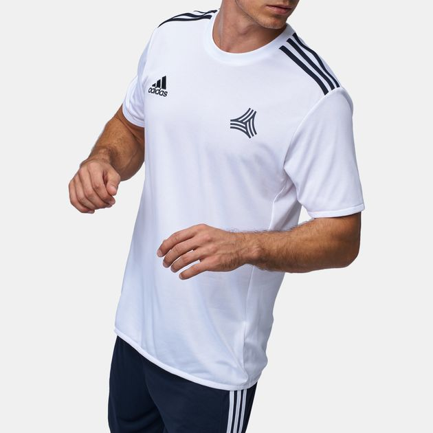 bef53830af26fa Shop White adidas Tango T-Shirt for Mens by adidas | SSS