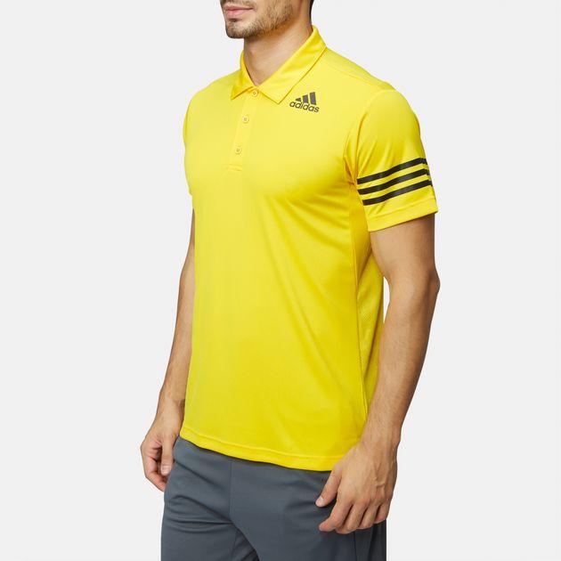 For Shirt Yellow Climacool T Shop Mens Polo BySss Adidas MqGUzVSp