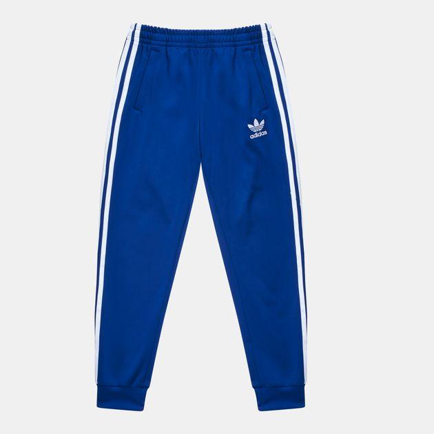 adidas Originals Superstar Track Pants   Black   Training