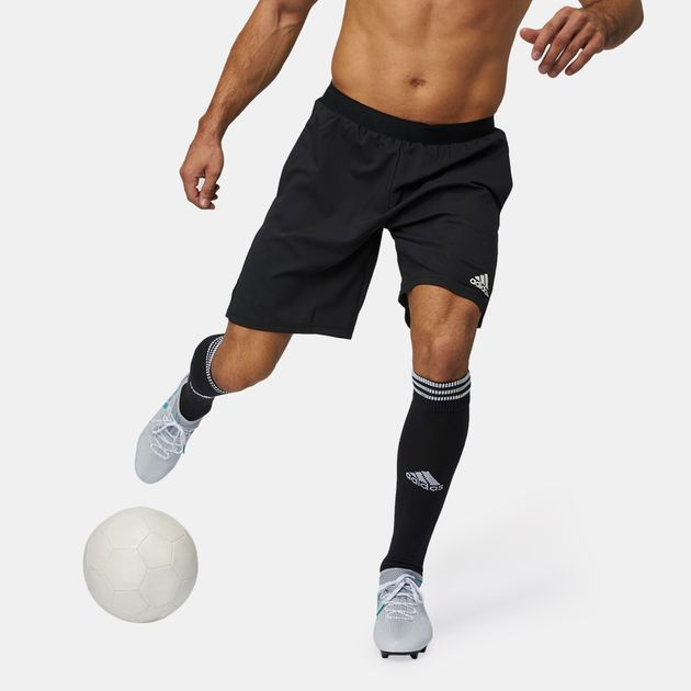 900f666a22 Shop Black adidas Tango Future Training Shorts for Mens by adidas | SSS