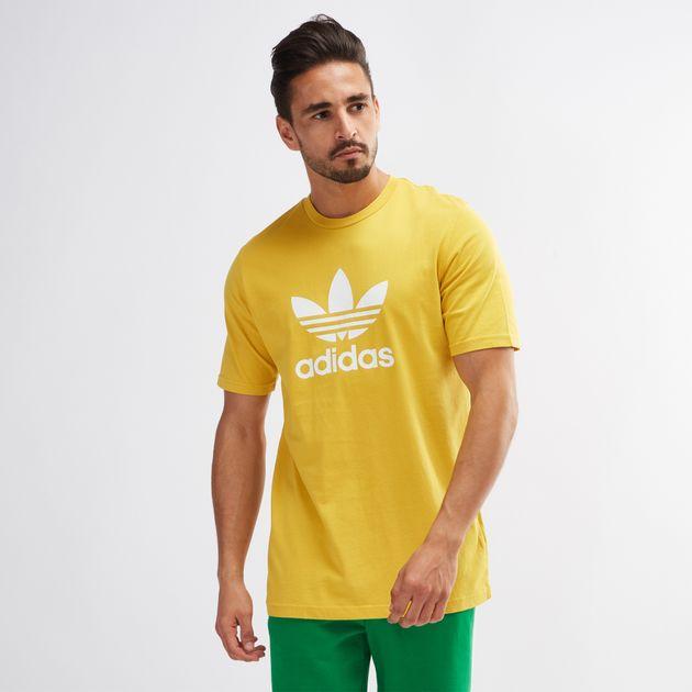newest c06ee 6ae27 adidas Originals adicolor Trefoil T-Shirt, 1021372