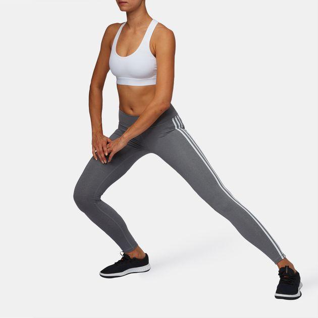 6b5ffce8ffa Shop Black adidas Believe This 3-Stripes Training Leggings for ...