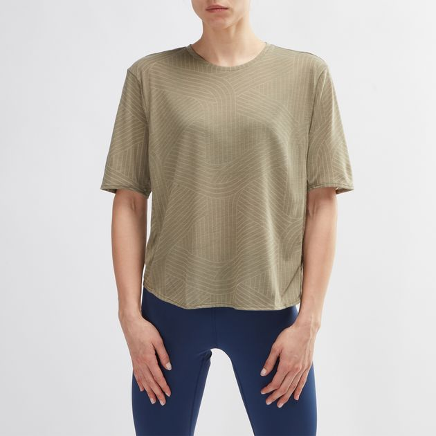 adidas FreeLift climalite® Aeroknit T-Shirt