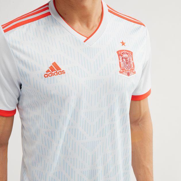 4f7328425 adidas Spain Away Replica Football Jersey 2018 | Jerseys | Tops ...