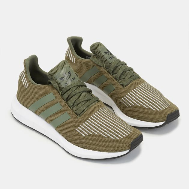 f7016dd7ded1 Shop Green Shop Red adidas Originals Swift Run Shoe for Mens by ...