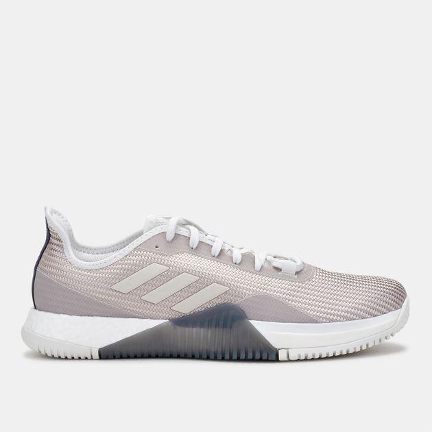 1d0ce5e2271 Shop White adidas CrazyTrain Elite Training Shoe for Mens by adidas ...