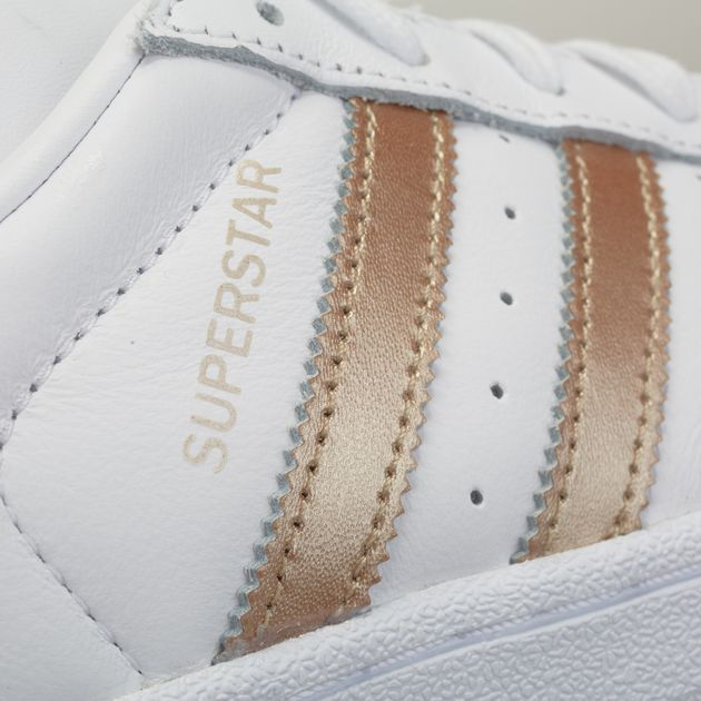 adidas superstar rose gold uae