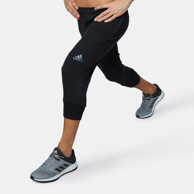 d6e78be783b8 Shop Black adidas Climacool 3 4 Workout Pants for Mens by adidas - 0 ...