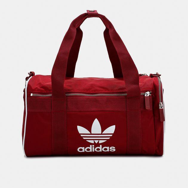 659aab3328ba Shop Red adidas Originals adicolor Duffel Bag for Unisex by adidas ...