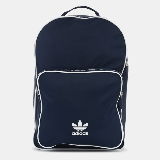Shop Blue adidas Originals adicolor Classic Backpack  3add5ea2c7158