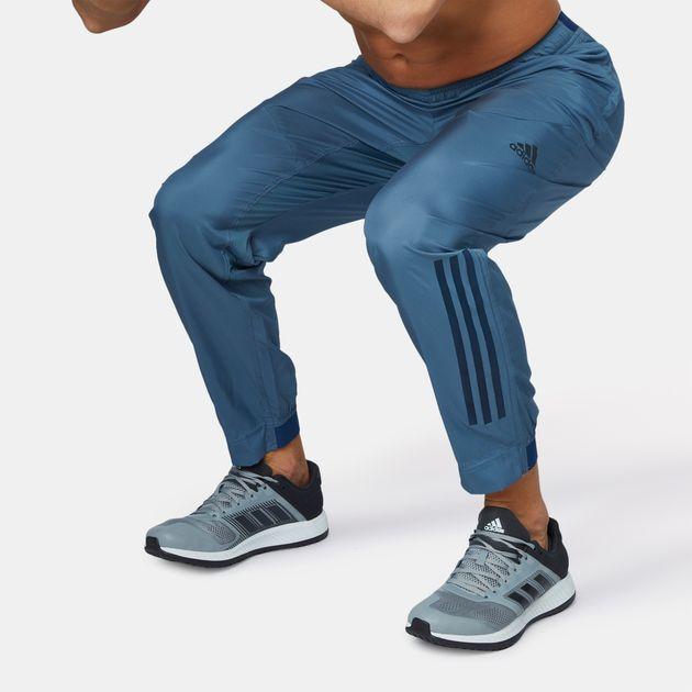 adidas Workout Climacool Woven Training Pants Men Black