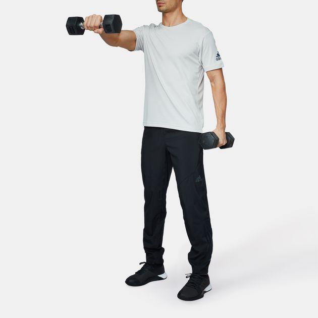 aa86d67c06 adidas Climalite® Workout Training Pants | Track Pants | Pants ...