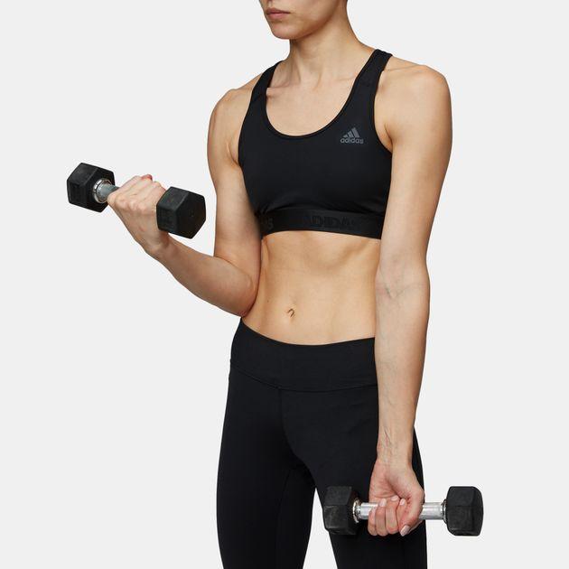 65a1ea93345b7 adidas Alphaskin Sports Training Bra
