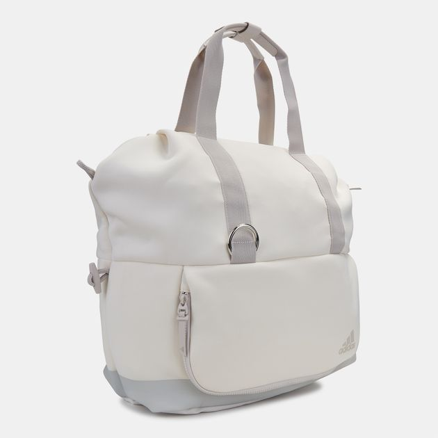 1b8a0264a2d Shop White adidas Favorite Tote Bag for Womens by adidas   SSS