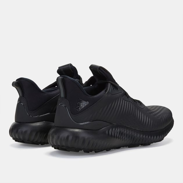 lowest price 07cdf 39d4c Shop Black adidas Alphabounce 1 Running Shoe for Mens by ...