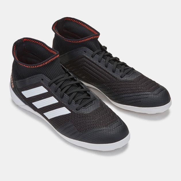 e3bf9aeef Shop Black adidas Predator Tango 18.3 Indoor Football Shoe for Mens ...