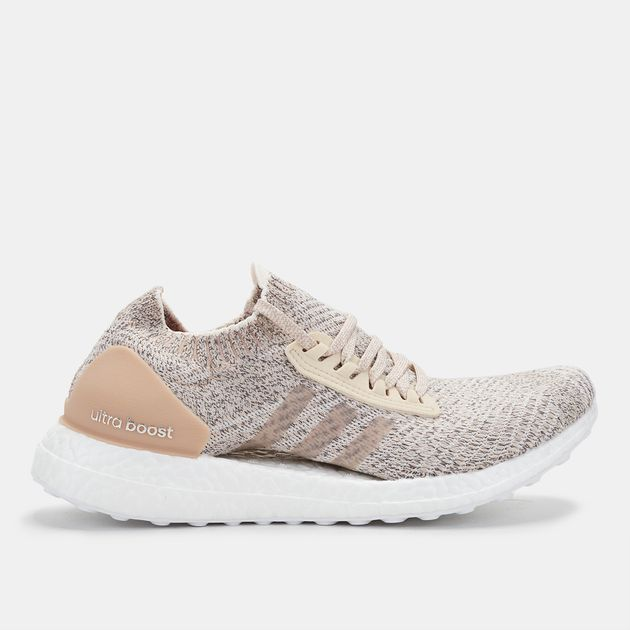 meilleure sélection 5ed71 f0c76 Shop Beige adidas UltraBoost X Shoe for Womens by adidas | SSS